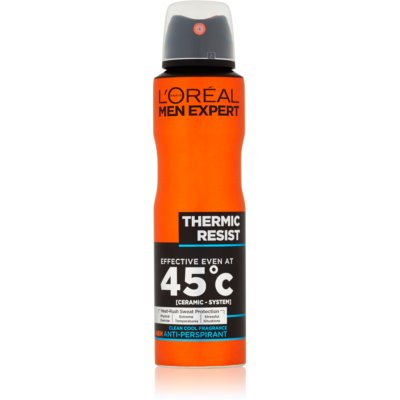 L'Oréal Paris Men Expert Thermic Resist spray anti-transpirant