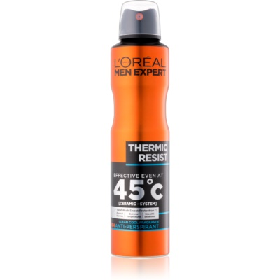 L'Oréal Paris Men Expert Thermic Restist антиперспірант спрей