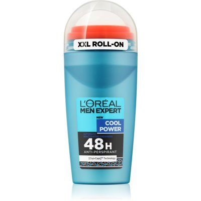 L'Oréal Paris Men Expert Cool Power golyós dezodor roll-on