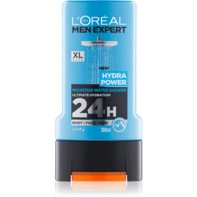 L'Oréal Paris Men Expert Hydra Power gel za prhanje