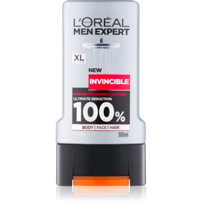 L'Oréal Paris Men Expert Invincible Sport gel za tuširanje 3 u 1