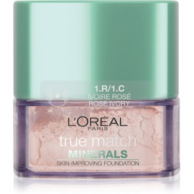L'Oréal Paris True Match Minerals Powder Foundation