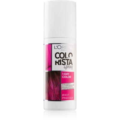 L'Oréal Paris Colorista Spray barva na vlasy ve spreji