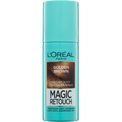 L'Oréal Paris Magic Retouch spray correttore istantaneo per la ricrescita