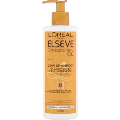 почистващ крем-грижа за много суха коса