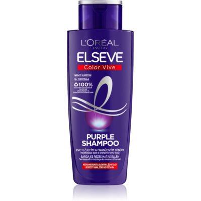 Brassy Tones Neutralizing Shampoo