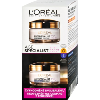 L'Oréal Paris Age Specialist 55+ coffret I.