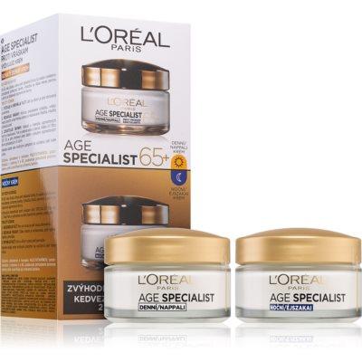 L'Oréal Paris Age Specialist 65+ coffret I. para mulheres