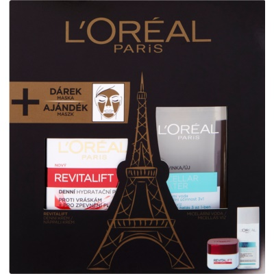 L'Oréal Paris Revitalift kit di cosmetici IV.