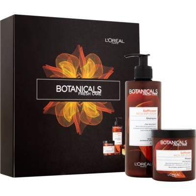 L'Oréal Paris Botanicals Rich Infusion coffret I.