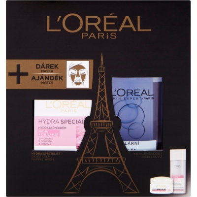 L'Oréal Paris Hydra Specialist козметичен пакет  III.