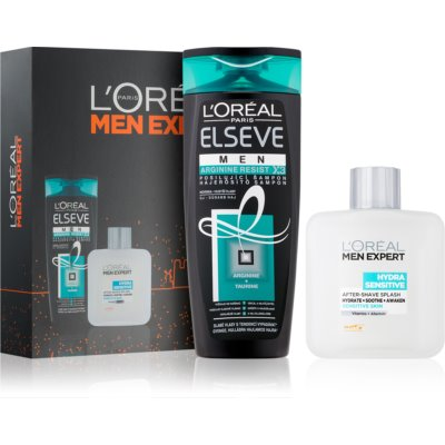 L'Oréal Paris Men Expert Hydra Sensitive kozmetični set I.