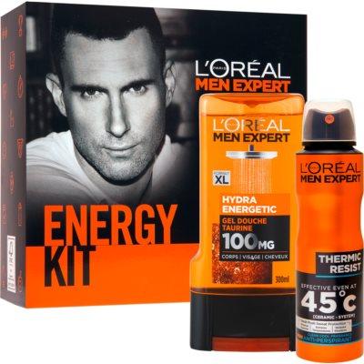 L'Oréal Paris Men Expert Hydra Energetic kozmetični set I. (za moške)