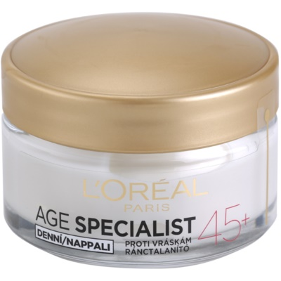 L'Oréal Paris Age Specialist 45+ Firming Care Anti Wrinkle Day Cream