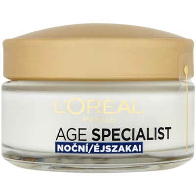 Nourishing Night Cream with Anti-Wrinkle Effect