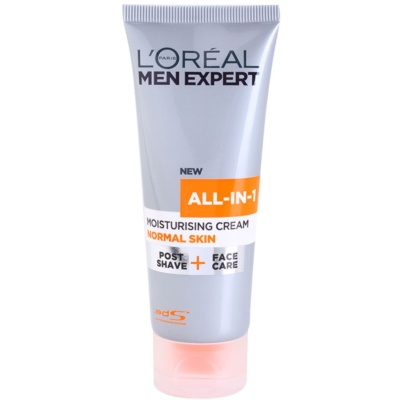 L'Oréal Paris Men Expert All-in-1 Post Shave + Face Care Moisturizing Cream For Normal Skin