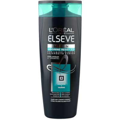 L'Oréal Paris Elseve Arginine Resist X3 Energising Shampoo For Men