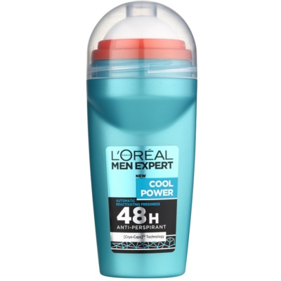 L'Oréal Paris Men Expert Cool Power roll-on antibacteriano