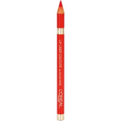 crayon contour lèvres