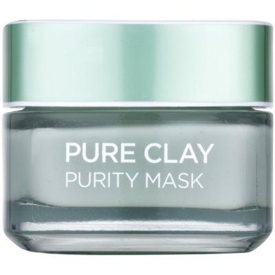 čistiaca zmatňujúca maska