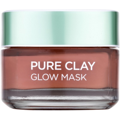 L'Oréal Paris Pure Clay mascarilla exfoliante