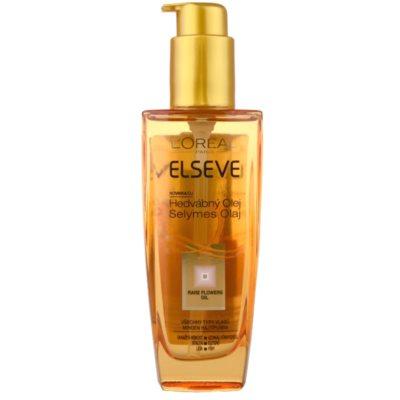 olej pro všechny typy vlasů