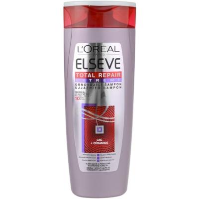 obnovující šampon pro suché a poškozené vlasy
