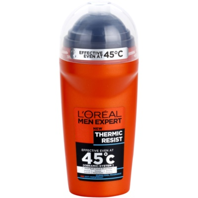 L'Oréal Paris Men Expert Thermic Resist antyperspirant roll-on