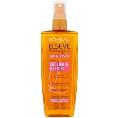 ekspresni balzam za normalne do suhe lase