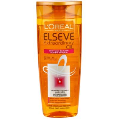 подхранващ шампоан  за суха коса