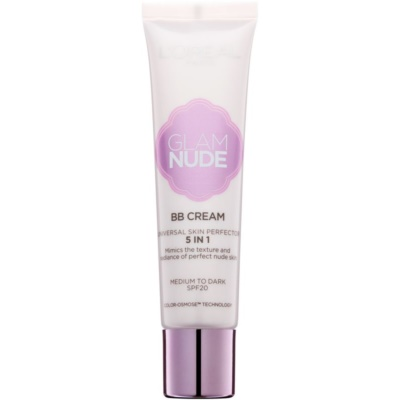 L'Oréal Paris Glam Nude BB Cream 5 in 1 SPF 20