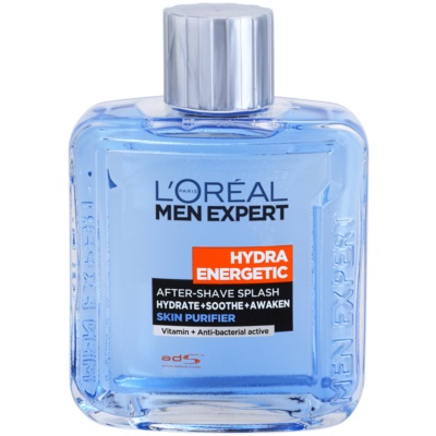 L'Oréal Paris Men Expert Hydra Energetic вода після гоління