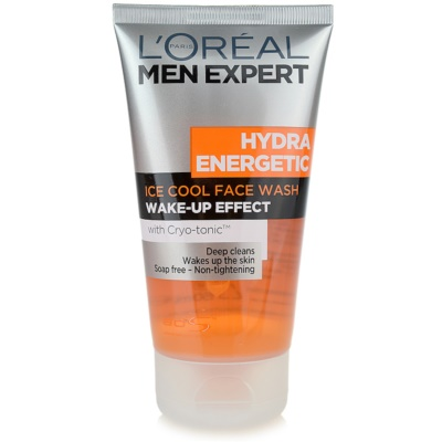L'Oréal Paris Men Expert Hydra Energetic gel nettoyant pour tous types de peau