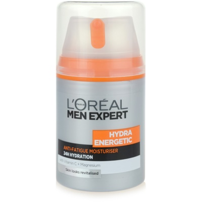 L'Oréal Paris Men Expert Hydra Energetic crème hydratante anti-signes de fatigue