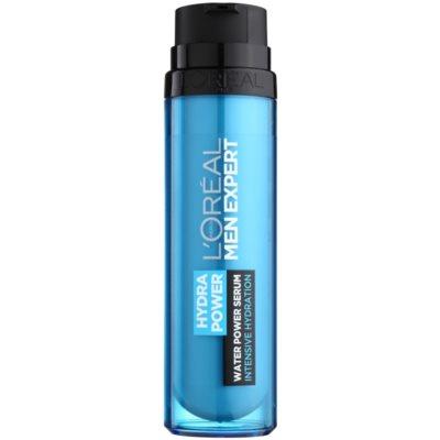 sérum refrescante e hidratante