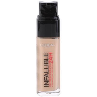 dlouhotrvající tekutý make-up