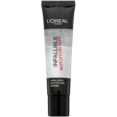 L'Oréal Paris Infallible base matifiante