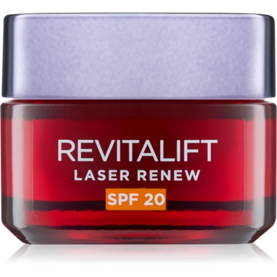 L'Oréal Paris Revitalift Laser Renew Anti - Wrinkle Day Cream SPF 20