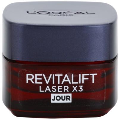 L'Oréal Paris Revitalift Laser X3 nappali krém a bőröregedés ellen