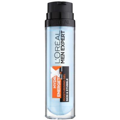L'Oréal Paris Men Expert Hydra Energetic X gel hidratant pentru fata si barba