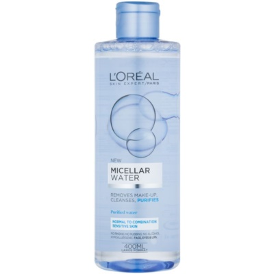 Micellar Water For Normal To Combination Sensitive Skin