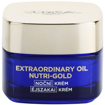 Brightening Night Cream with the Intensity of a Mask