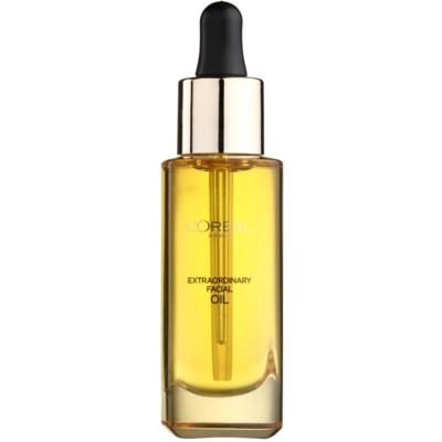 intenzív tápláló olaj az arcbőr rugalmasságáért