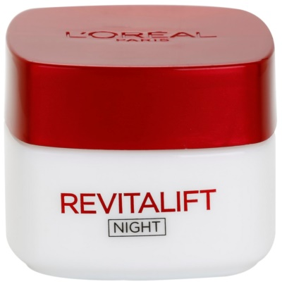 Firming And Anti - Wrinkle Night Cream For All Types Of Skin