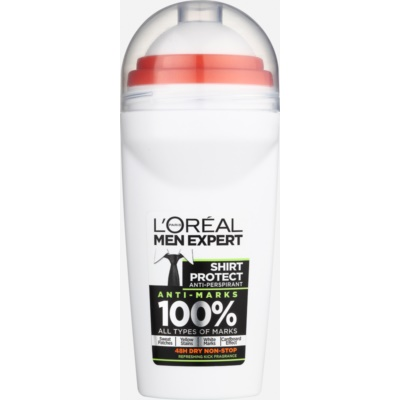 L'Oréal Paris Men Expert Shirt Protect antitranspirante roll-on