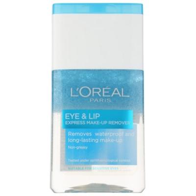 2-Phasen Abschminkwasser Für Lippen und Augenumgebung