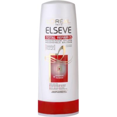regenerierender Balsam für beschädigtes Haar