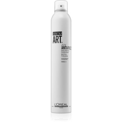 L'Oréal Professionnel Tecni.Art FIX Anti-Frizz Fixationsspray gegen strapaziertes Haar