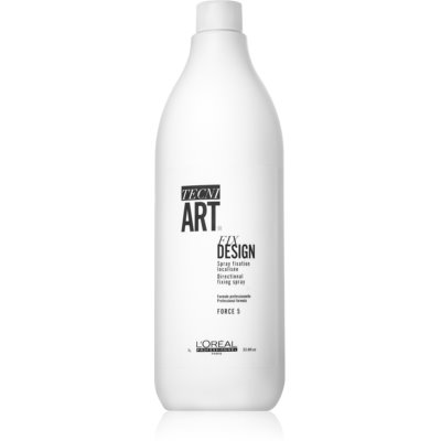 L'Oréal Professionnel Tecni.Art Fix Design fiksacijsko pršilo za končno oblikovanje nadomestno polnilo