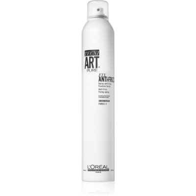 L'Oréal Professionnel Tecni.Art Fix Anti Frizz Pure спрей за фиксация против цъфтене